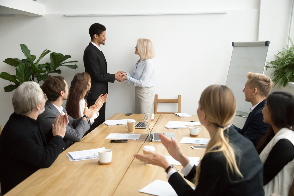 Do you recognise appreciate your team as a manager?