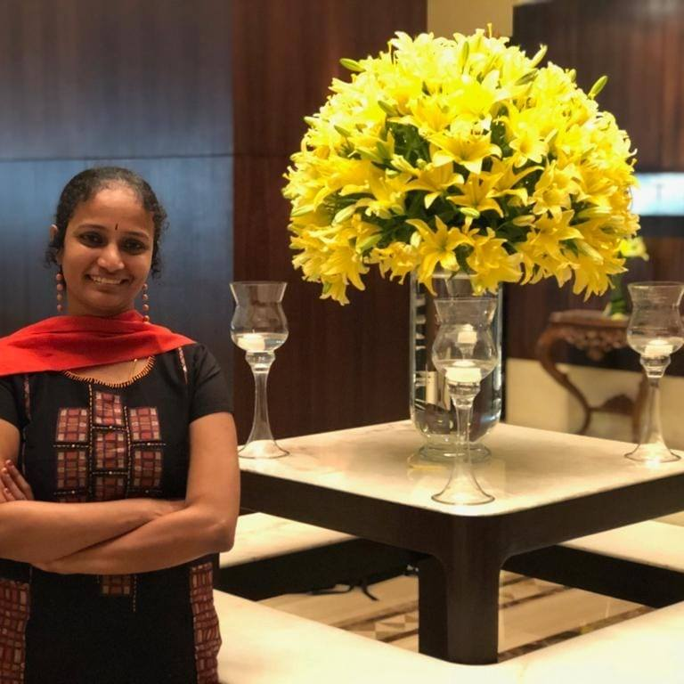 women's day #eachforequal sandhya hariharan SAP