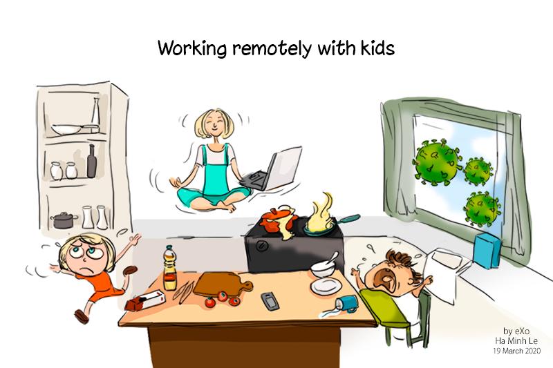 challenges of remote work