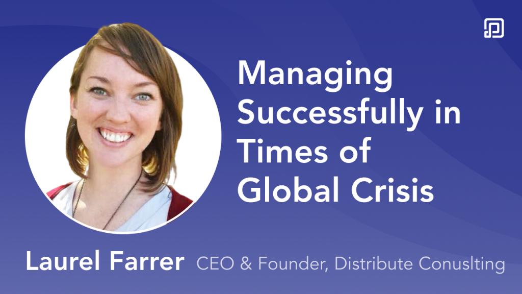 Laurel Farrer Remote Work Expert