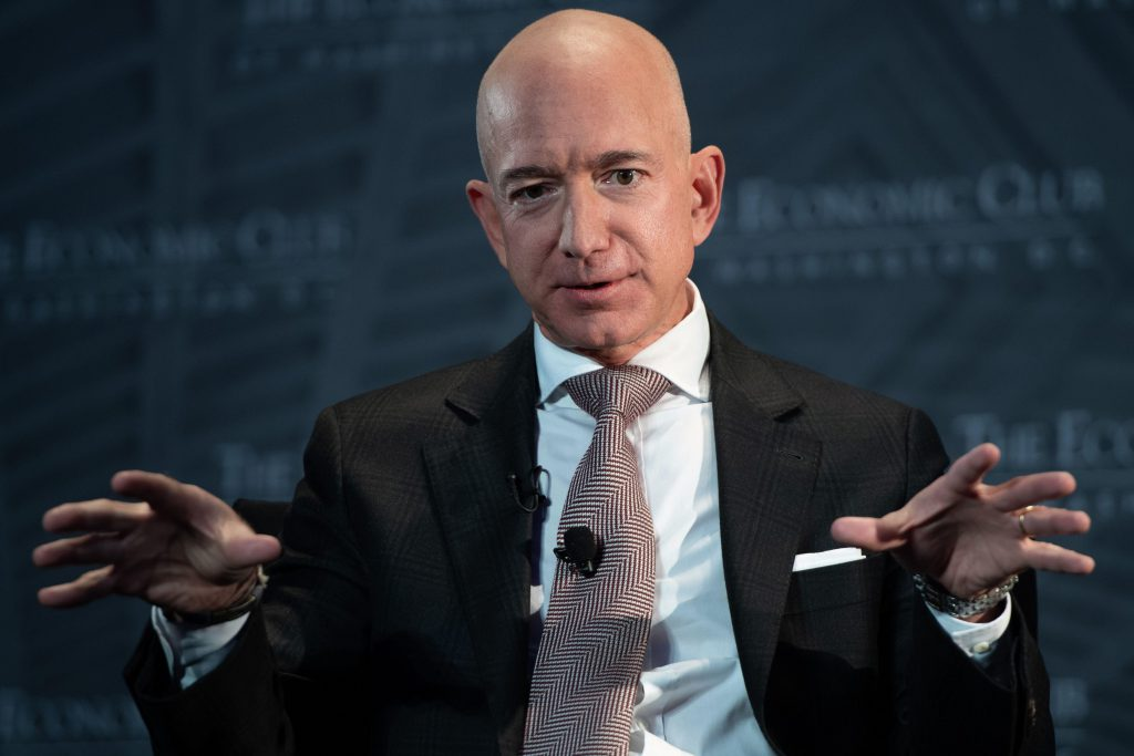Workplace motivation quote by Jeff Bezos