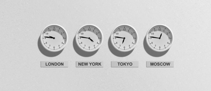 remote work across time zones