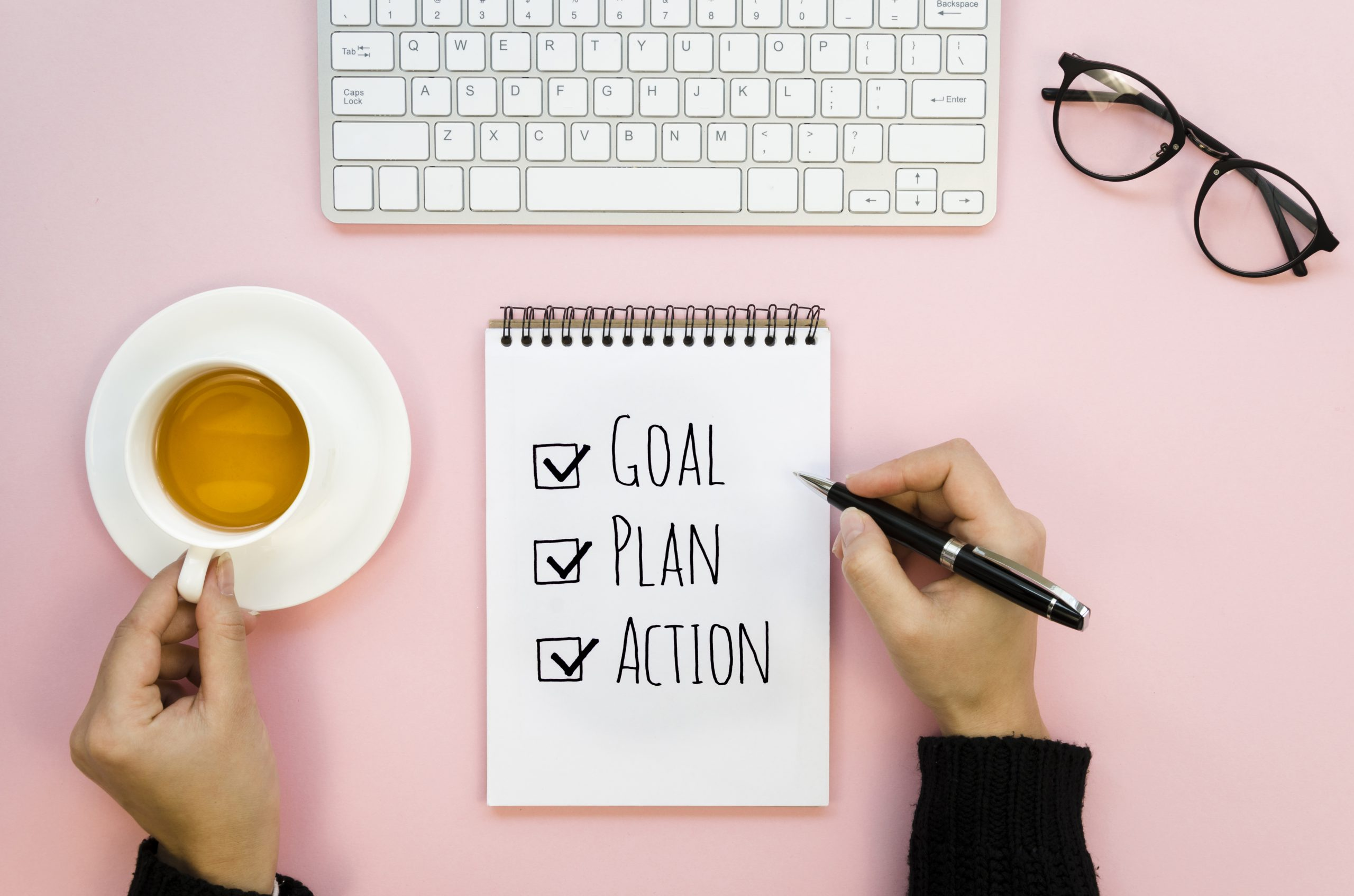 setting goals for your team members
