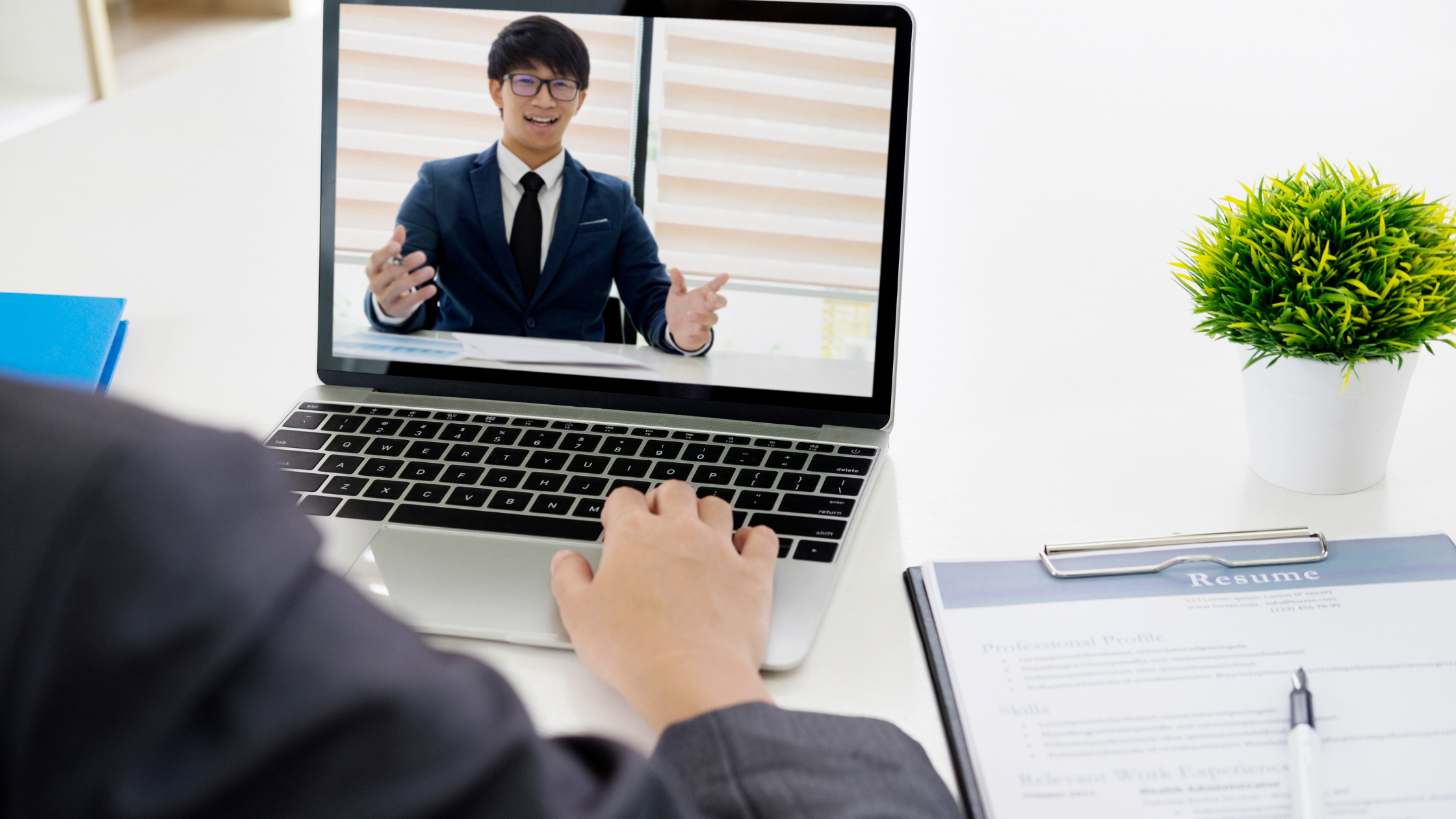 Remote job interview questions