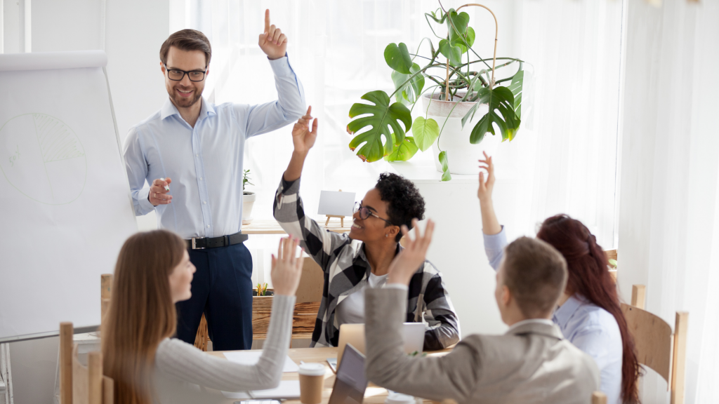 Manager's role in employee engagement